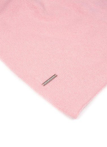 Silk and Cashmere Bere Pembe